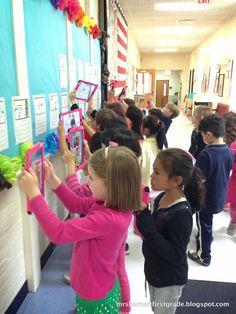 Mrs Barnett First Grade - Augmented Reality First Grade