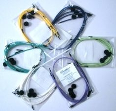 Seriously considering a multicolored set of Denise cables and needles. Denise--so dreamy!