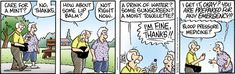 Pickles for 9/14/2021 Older Couples, I Got This, Comic Strips, Pickles, The Balm, Thankful, Humor, Comics, Cartoons