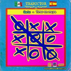 Juego entretenido y divertido... #Traductor #México #España #MexicanosenMadrid http://www.lapanzaesprimero.com/divierte/traductor/