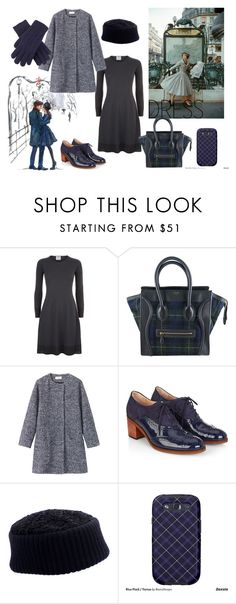 """""""Sleeve dress!"""" by didi26-ccci ❤ liked on Polyvore featuring Iman, Armani Collezioni, CÉLINE, Toast, Monsoon, Yves Saint Laurent, Samsung, women's clothing, women's fashion and women"""