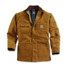 C01 Chore Coat, Carhartt Brown