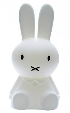 Anel Lampe 50 cm Miffy blanc / argent