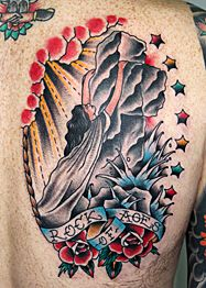 46 Best Rock Of Ages Tattoo Images Rock Of Ages Tattoo Future