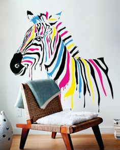 For the love of a stripy horse by jojoebi on Etsy