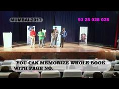 Demo After Dharmesh Pithva's Memory Training By Bhargav Vithalani Mumbai...