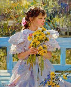 artist Elena Salnikova
