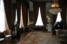 Inside Bantry House Ireland.
