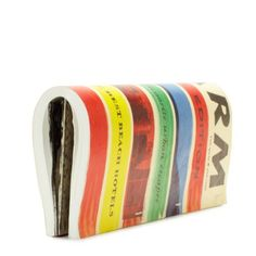 Travel magazine clutch...LOVE