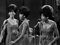 The Supremes - Where Did Our Love Go *Video*