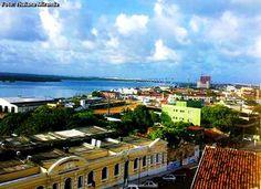 Centro da Cidade - Natal / RN by Thaiana Miranda, via Flickr