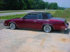 My all time favorite car, 87 Cutlass Supreme.