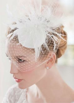 Haaraccessoires Fascinator