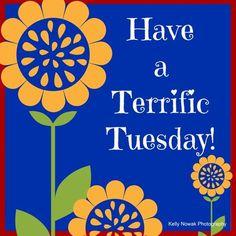 Have a terrific Tuesday! https://www.facebook.com/KellyNowakPhotography