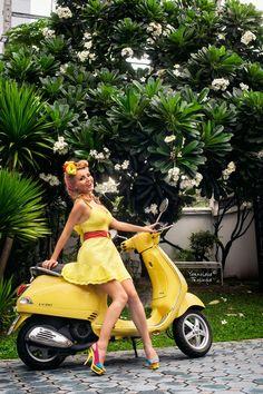 05.08.2014.Bangkok, Thailand Photographer Yaroslava Troshina make up Jane Kurenkova model Nadia Ivanova