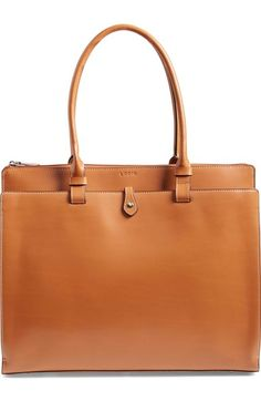 Lodis 'Audrey Collection - Jessica' Leather Tote available at #Nordstrom for $298