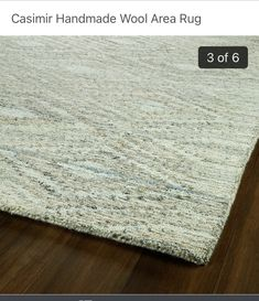 Carpet Flooring, Wool Area Rugs, Old And New, Vintage Looks, Modern Contemporary, Beige, Handmade, Home Decor, Hand Made