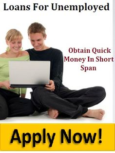 Loans for unemployed are one of the reliable monetary help for borrowers to deal with all unwanted cash hurdles in urgency time without facing any troubles. Read more...