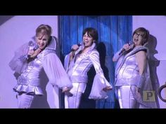 """http://www.playbill.com/video  Highlights from """"Mamma Mia!,"""" based on the hit songs of ABBA."""