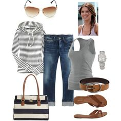 OOTD. Happy Memorial Day!!!, created by anniepro on Polyvore