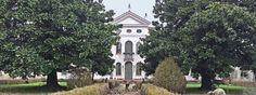 RIVIERA DEL BRENTA - Villa veneta con affreschi restaurata & barchesse da restaurare. Splendido complesso in vendita. - Agenzia Immobiliare Favero