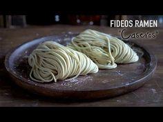 Fideos Ramen caseros - YouTube