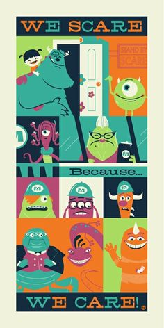 Monsters Inc, Dave Perillo