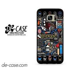 Divergent Art DEAL-3468 Samsung Phonecase Cover For Samsung Galaxy S7 / S7 Edge