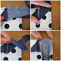 Makeup Brush Roll · How To Sew A Roll Up Pouch · Sewing on Cut Out + Keep Sewing Tutorials, Sewing Projects, Tutorial Sewing, Sewing Hacks, Sewing Ideas, Diy Projects, Makeup Brush Roll, Bag Pattern Free, Ribbon Yarn