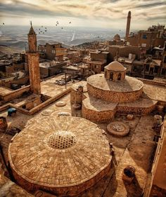 Mardin-Turkey / by Latif Akman instagram.com