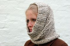 Rime Frost Cowl by idathue, via Flickr