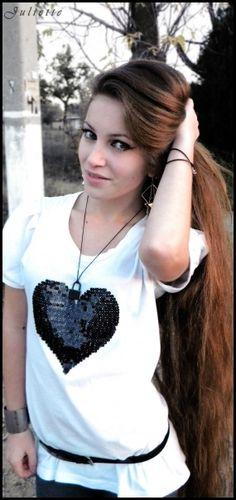 .long beautiful hair