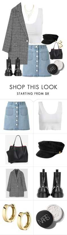 """Untitled #934"" by sam-laurent ❤ liked on Polyvore featuring Miss Selfridge and Balenciaga"