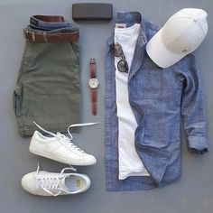 100 Best Smart Casual Outfit Ideas for Men This Year - The Hust Best Smart Casual Outfits, Basic Outfits, Plad Outfits, Fashion Mode, Trendy Fashion, Mens Fashion, Style Fashion, Nike Fashion, Trendy Style