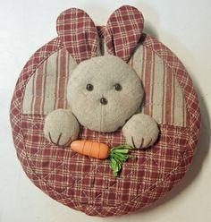 rabbit purses patterns - Pesquisa Google