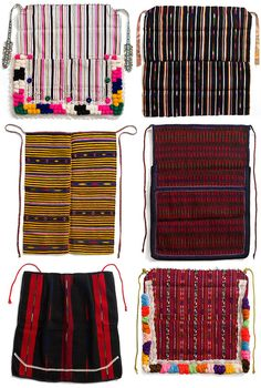 These charming and beautiful aprons, which were recently part of an exhibition in Australia, are traditionally woven and worn on special occasions by generations of Macedonian women. The powerful juxtaposition of colors, patterns, and materials… Folk Fashion, Tribal Fashion, Macedonia, Traditional Fashion, Traditional Outfits, Cultural Crafts, Cool Aprons, Textiles, We Are The World