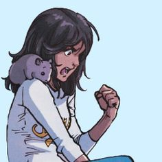 Marvel Fan Art, Marvel Dc Comics, Ms Marvel Kamala Khan, Avatar, Squirrel Girl, Marvel Women, Comic Panels, Cartoon Kids, Comic Artist