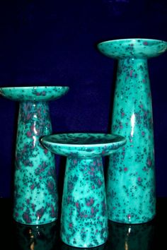 Ceramic Candle Holder Pillar Candle Holders by slipperyreef, $29.99