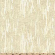 Андалусия текстура древесины хлопок Ткань - Бежевый