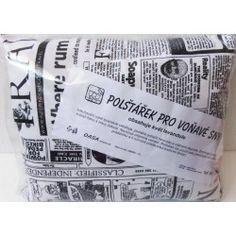 Bylinkový polštář se sušenými květy levandule - Pro voňavé sny - Noviny. www.sdekor.cz Provence, Personalized Items, Aix En Provence