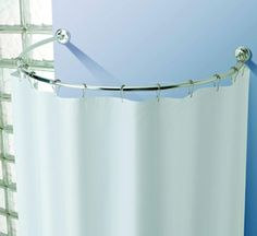 Circular Shower Curtain Rods For Rvs