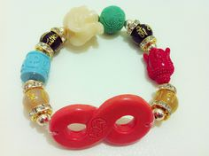 Mantra Bracelet/Infinity