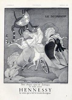 Escorpio - Hennessy - Paul-Robert Bazé