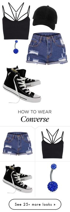 """Untitled #2422"" by vireheart on Polyvore featuring Sweaty Betty, Converse, Bling Jewelry and rag & bone"