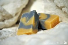 Cold Process - Snowdrift Soap Recipe (Spearmint & Wintergreen scented. Use a lye calculator to determine how much lye and distilled water you'll need.)