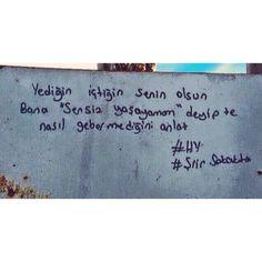 #şiir # sokakta