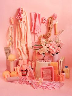 1   A Photographer Color-Codes Her Life, In Stunning Still Lifes   Co.Design: business + innovation + design