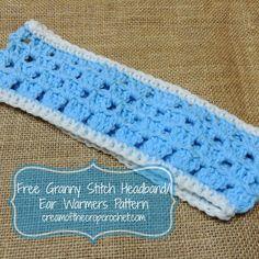 This granny stitch h