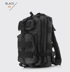 Military Tactical Waterproof Bug Out Bag