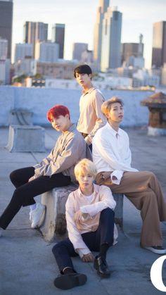 BTS || Jin || J-Hope || RM || Jimin #Dispatch